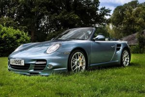 La Rose Porsche Servicing in Tunbridge Wells